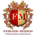 Ferger-Módos Szekszárdi Borászat logo